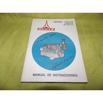 Deutz Motores: A/f4l1114 / A/f6l1114 / Ba/f6l1114 - Manual