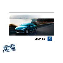 Manual De Usuario Peugeot 307 Cc 06/... Original