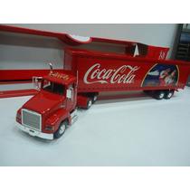 Camion Internacional Coca Cola 1/43