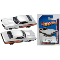 Hot Wheels 72 Ford Gran Torino Muscle Car 2013 Solo Envios