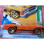 Hot Wheels 2012 T Hunt 70 Chevy Chevelle Convertible (cabal