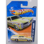 Hot Wheels 66 Pontiac Gto Wagon Año 2010#l 119 Vikingo45