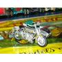 Moto Matchbox Moy Nº 8b 1914 Sunbeam Motorcycle & Sidecar