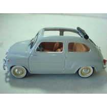 Fiat 600 1964 1/43 - Solido!!!!! Hermosa Replica!!!!!