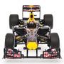 F1 Red Bull Rb6 2010 M. Webber Minichamps 1/18