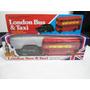 Bus Londoner + Austin Taxi-blister Nuevo-buby-matchbox-corgi