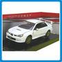 -full- Subaru Impreza Wrx Sti Blanco Motormax 1/24