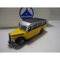 Bus Saurer Omnibus Suizo 1/43 Tekhoby