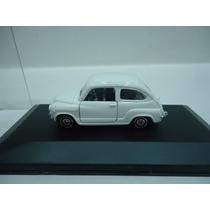 Fiat 600 1/43 Pureta Argentina - No Perder