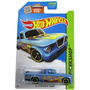 Auto Hot Wheels Camioneta 63 Studebaker Champ Retro Llamas