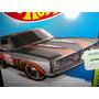 Hot Wheels 2014 68 Plymouth Barracuda Formula S (caballito)