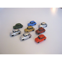 Fiat 600 1/64 Replicas Mini Buby