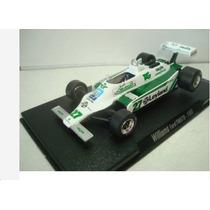 Alan Jones Williams Leyendas Formula 1 F1 Replica La Plata