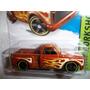 Hot Wheels 2014 Custom 69 Chevy Pickup (caballito)