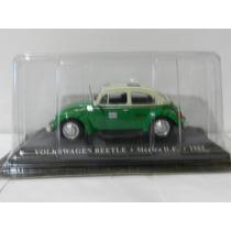 Taxis Del Mundo / Volkswagen Beetle / Mexico D.f. / 1985 /