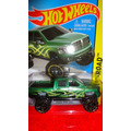 Gb - Hot Wheels Dodge Ram 1500 2014 Off Road 133/250