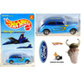 Hot Wheels 40 Ford Coupe Fat Fendered Blue Angels Vikingo45