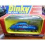 Dinky Toys France N° 505 Escala 1/43- Peugeot 504 -