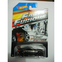 Hot Wheels 2015 Nissan 350z Rápido Y Furioso - Gianmm