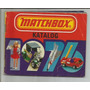 Matchbox / Catalogo / Año 1976 / En Aleman /