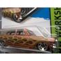 Hot Wheels 2014 64 Chevy Nova Station Wag (caballito)