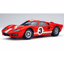 Ford Gt 40 Mk Il Shelby American A.j. Foyt 1967 Exoto 1/18