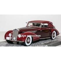 Delage D8-120 Cabriolet 1939 - Minichamps 1/18