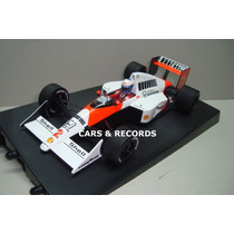 Mclaren Mp4/5 1989 World Champion A.prost - Minichamps 1/18