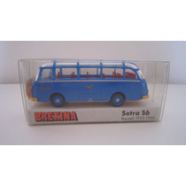 Brekina Setra S6 Bauzeit 1955-1964 1:87 Omnibus
