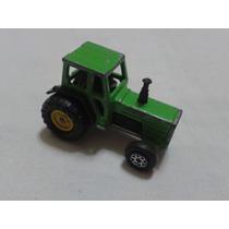 Autito De Colección Majorette Tractor De Francia