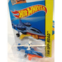 Hot Wheels 2015 Sky Knife Helicoptero Off Road Azul