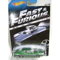 Autito Coleccionable Rapido Y Furioso Ford Gran Torino 72 Hw