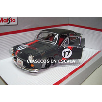 Volkswagen 1600 Notchback - Racing Tuning - Maisto 1/24