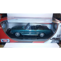 Auto Ford Mustang 1964 1:18 Milouhobbies A0422