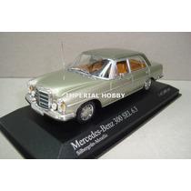 Mercedes Benz 300 Sel 6.3 - Minichamp 1/43