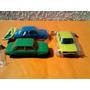 1 Autito Plastico Fiat 128 Marca Ruestes / Maci / Rym Oferta