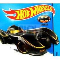 Hot Wheels Batman Batimovil Batmobile Original Mattel Envíos