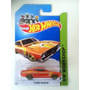 Hot Wheels - Ford Falcon Xb - Color Naranja