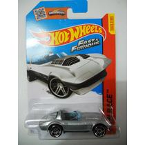 Hot Wheels 2015 Corvette Grand Sport Rápido Y Furioso-gianmm