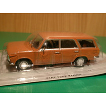 Fiat 125 P Kombi Coleccion Fiat Escala 1/43