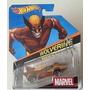 Auto Hot Wheels Wolverine Marvel Series Color Orig Coleccion