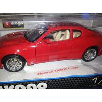 Burago Maserati 3200gt Coupe Rojo 1/18 Nuevo - $1200