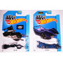 Batman Hot Wheels Batmobile Y Moto Combo X2 Original Mattel