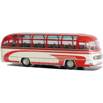 Antiguo Colectivo Bus Micro Schuco Mercedes Ho 1/87 Metal