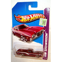 Hot Wheels 72 Ford Ranchero Coupe Utilitario 163/250 2013