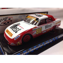 Traverso Ford West Tc Coleccion Replica Claseslot La Plata