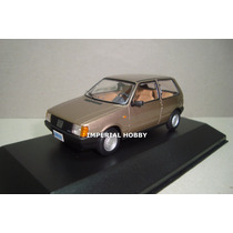 Fiat Uno 1983 - Clasico Argentino - Premium X 1/43