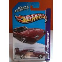 Hot Wheels Auto Toretto Rapido Furioso Dodge Charger Daytona