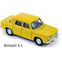 Norev 1:54 Mini Jet Retro Renault 8 S Nortoys