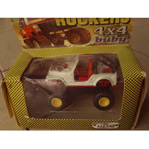 Autito Coleccion Buby 1980 Metal Jeep Mad Max Caja Cerrada
